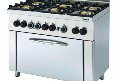 Профессиональное кухонное оборудование для небольших помещений 3