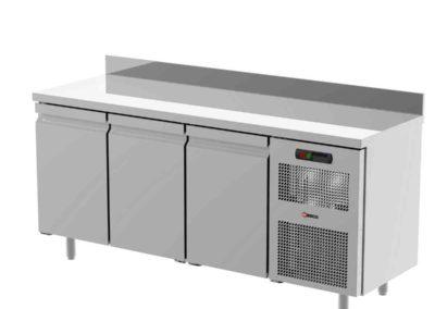Холодильные и морозильные столы, прилавки