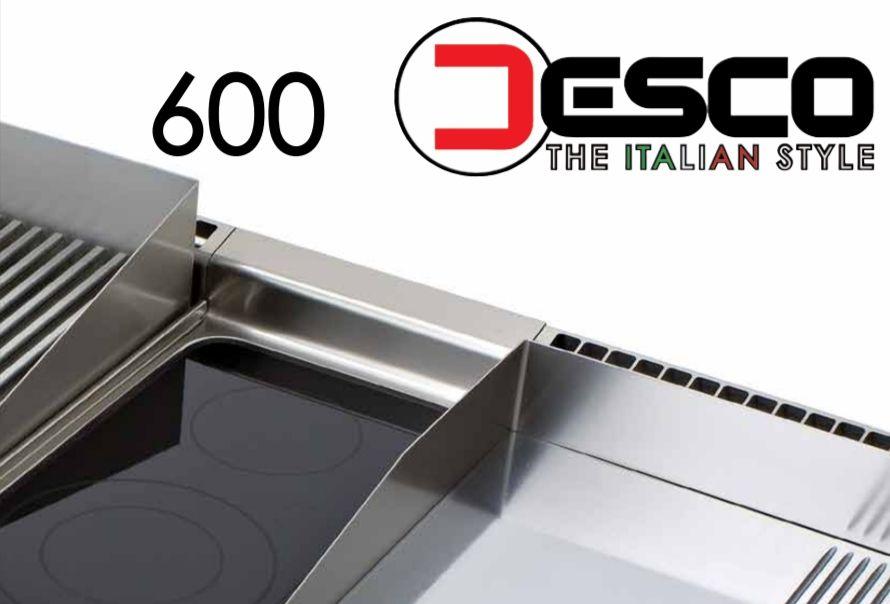 Комбинированные линии кухонного оборудования Desco 600