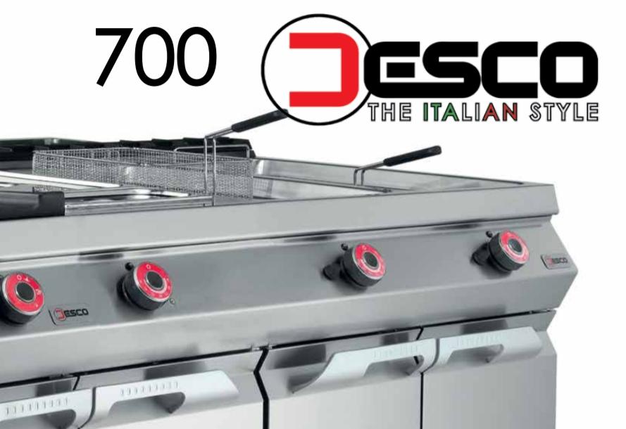 Комбинированные линии кухонного оборудования Desco 700