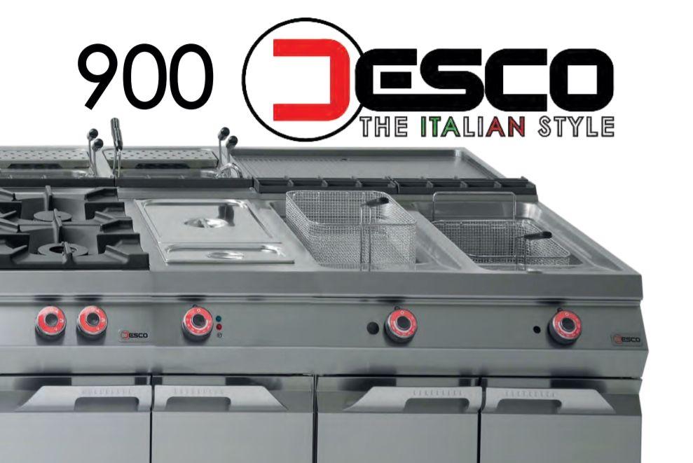 Комбинированные линии кухонного оборудования Desco 900