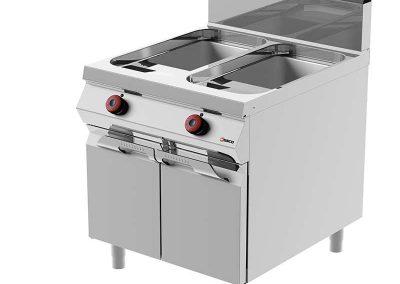 Промышленное кухонное оборудование - фритюрница