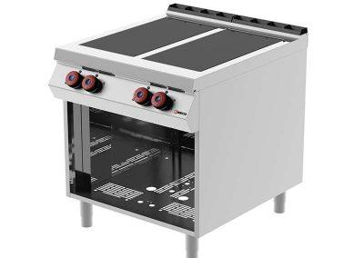 Промышленное кухонное оборудование - индукционная плита
