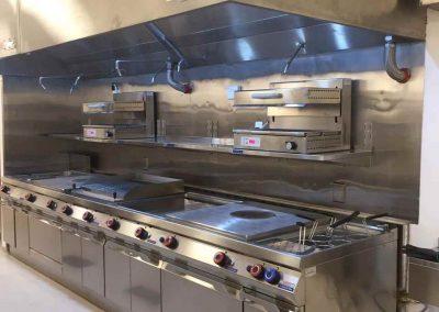 Кухонное оборудование - комбинированные линии desco 900
