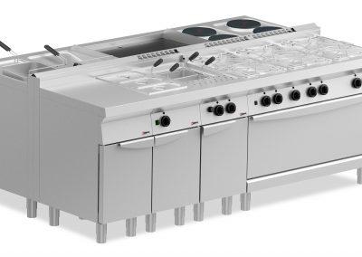 Промышленное кухонное оборудование - Desco 700
