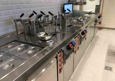 Кухонное оборудование линии Desco 700