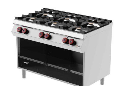 Кухонное оборудование линии Desco 700 - Плиты