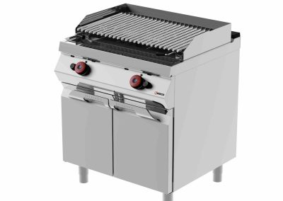 Кухонное оборудование линии Desco 700 - Грили, жарочные поверхности
